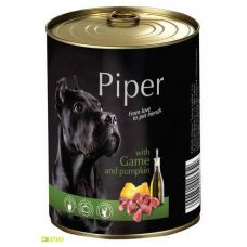 Кон-ва DN Piper Dog (60%) 400гр дичь/тыква,.013969/14447