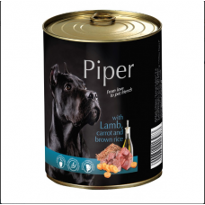 Кон-ва DN Piper Platinum Dog (60%) 150гр ягненок  019848