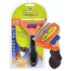 FURminator 50мм(копия оригинала)  С КНОПКОЙ  DeShedding Tool